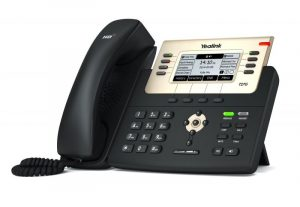 Stolné telefóny Yealink od Optimal Call.