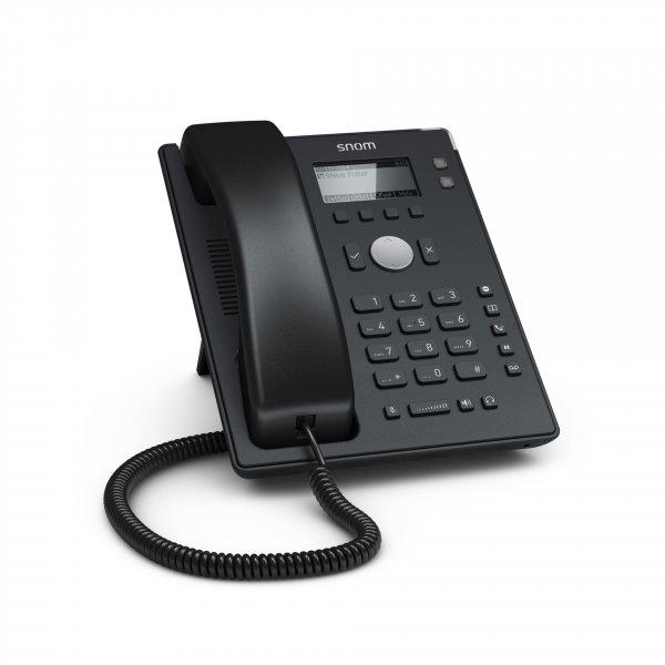 IP telefón SNOM od Optimal Call.