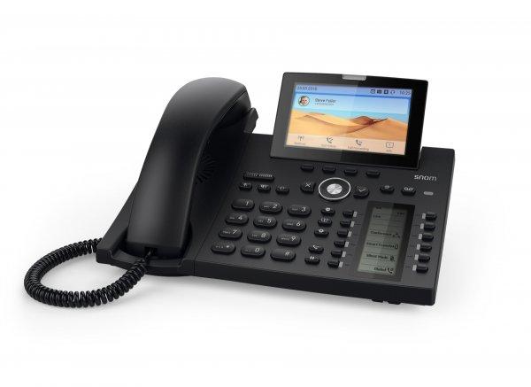 IP stolné telefóny SNOM od Optimal Call.