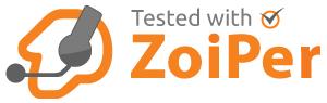 Aplikácia softphone Zoiper od Optimal Call.