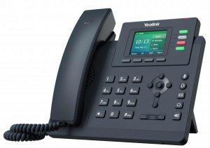 Telefón Yealink od Optimal Call.